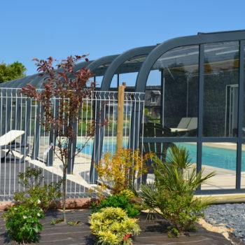 Camping les pommiers piscine - saint sylvestre de cormeilles