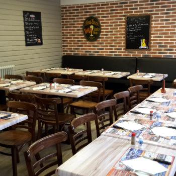 Restaurant le saint germain salle - saint germain la campagne