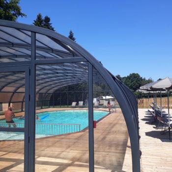 Camping Huttopia Calvados à Moyaux_piscine