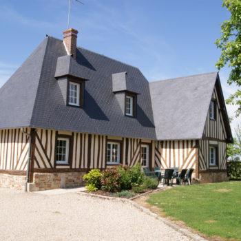 Gite de la Boffetière Extérieur - Saint Aubin de Scellon