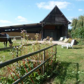 Location Les chevaux de saint victor Extérieur - saint victor d'épine