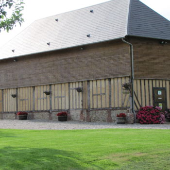 Ferme de la Charterie à Saint-Aubin-de-Scellon