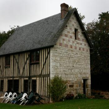 Gite La Pilonnière Extérieur - Epreville en Lieuvin