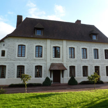 Chambre Demeure d'Harsancourt Extérieur - Berthouville