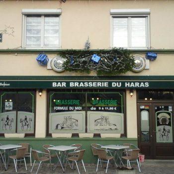Brasserie du haras extérieur - cormeilles