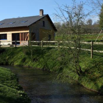 Gite la cabane du pêcheur Chambre - Saint Pierre de Cormeilles