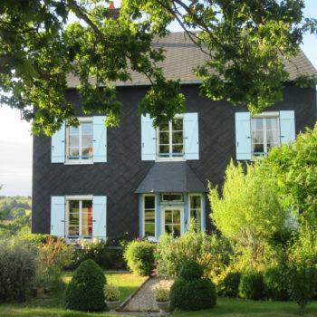 Chambre Le CLos Lauradière extérieur - Saint pierre de cormeilles