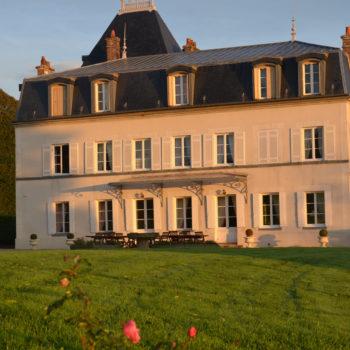 Chateau de Saint Gervais Extérieur - Asnières