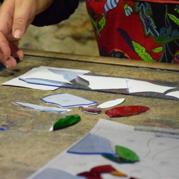 Atelier Gouty vitrail