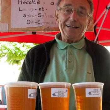 Claude Platel à Lieurey