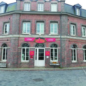 Hôtel Le Tosny à Epaignes_exterieur
