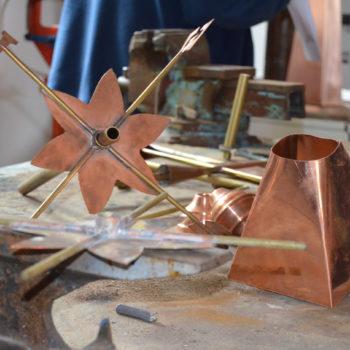 Atelier de girouetterie