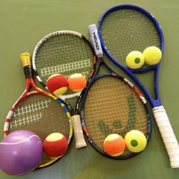 Courts de tennis à Lieurey