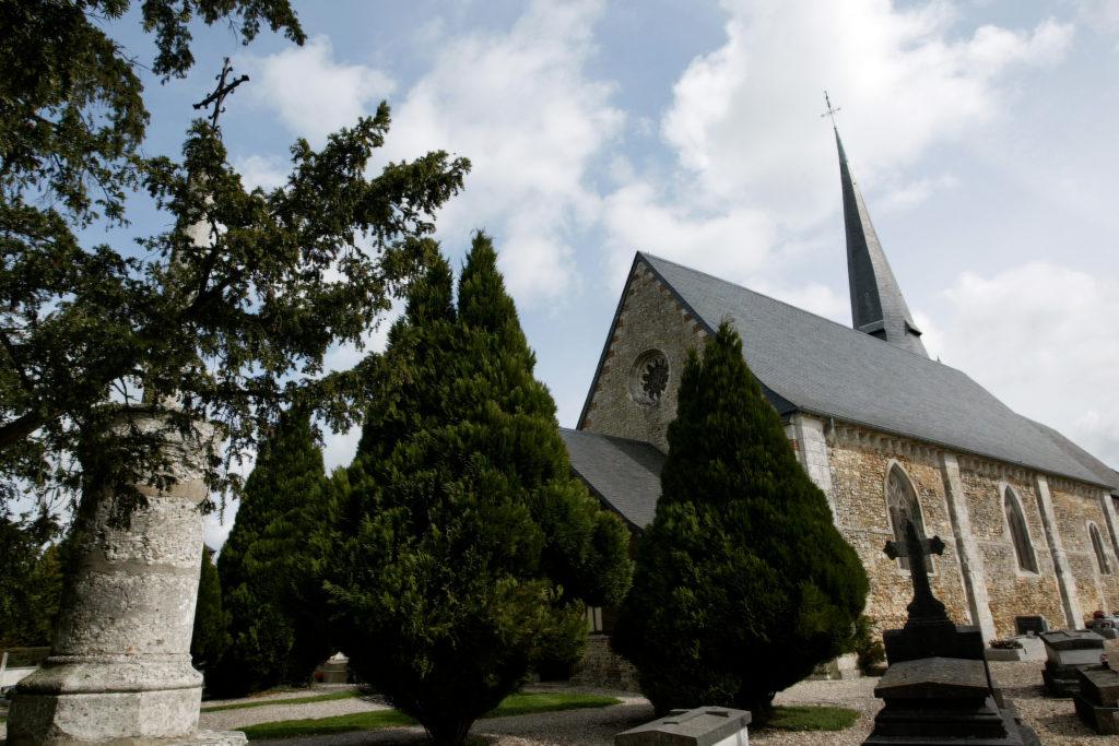Eglise de Saint-Etienne l'Allier